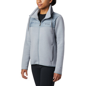 Columbia Northern Comfort Veste hybride Femme, tradewinds grey